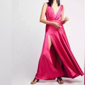 Fame and Partners X Free People Essie Maxi Dress